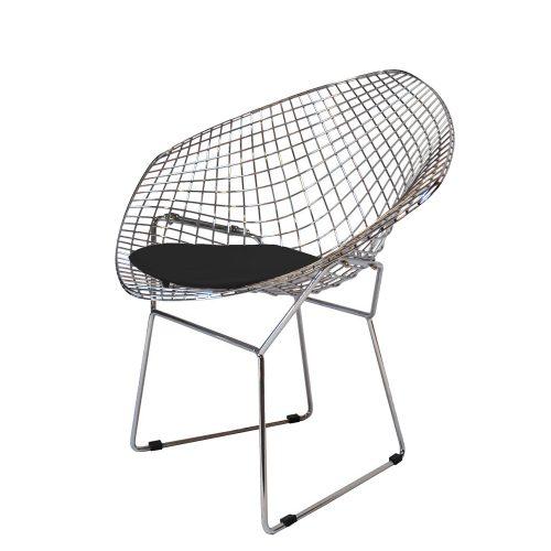 Chair Bertoia Chrome