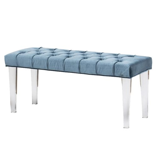 Glamour Bench Teal