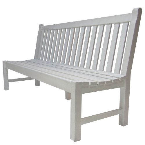 Bench Rockwood White Large