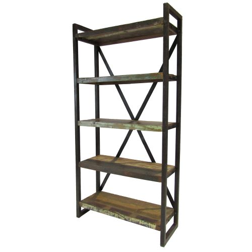 Rustic Shelving Unit