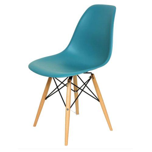 Chair Eiffel Aqua