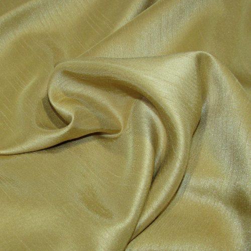 Gold Shantung FR Drape