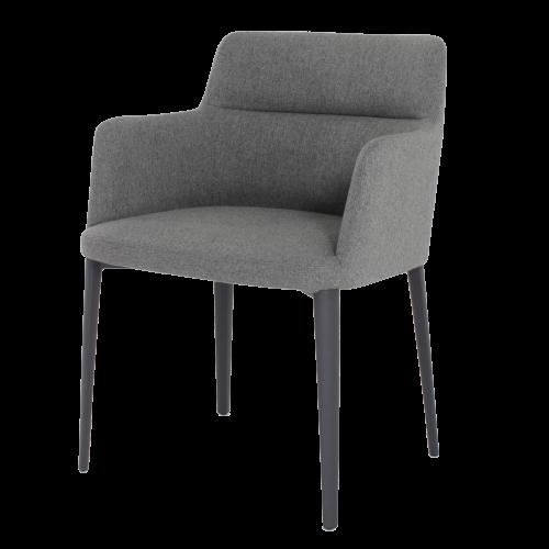 Williamsburg Warm Grey Chair