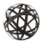 Atlas Globe - Black