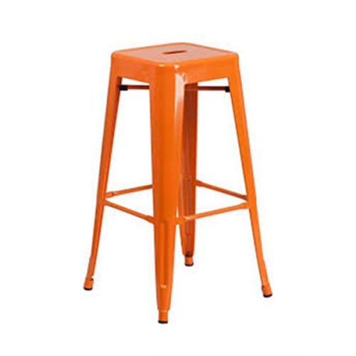 Bar-Stool-Orange-