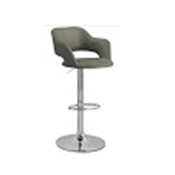 Bar-stool-grey-leather-adjustable