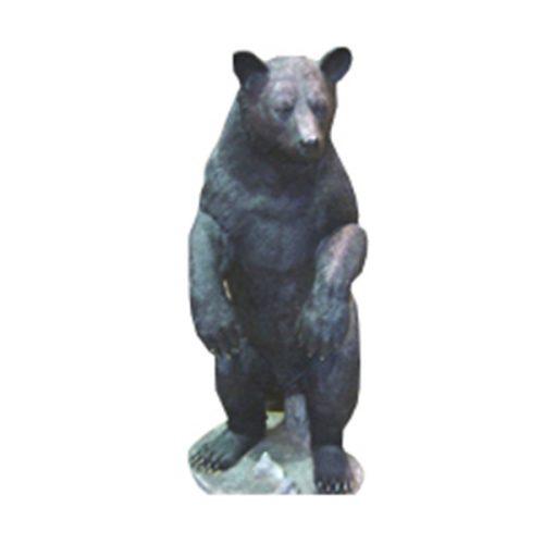 Bear-Black-4'11''Hx20''Dia