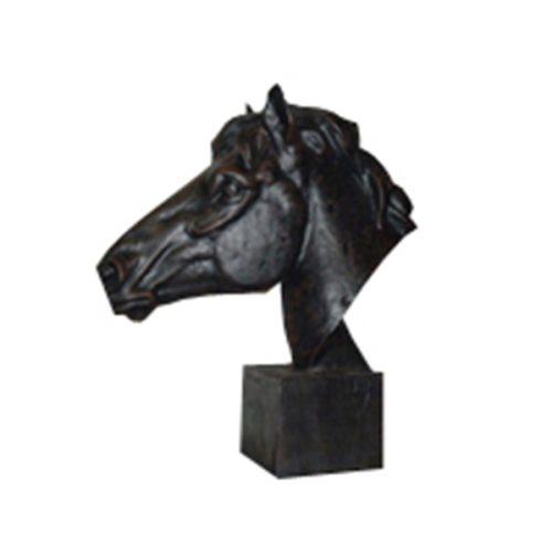Horse-Head-Cast Iron