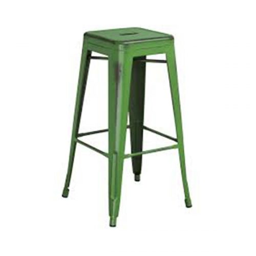 bar-stool-matte-green
