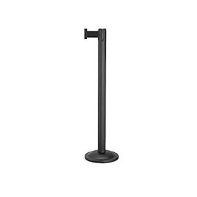 Black retractable stanchion - Good