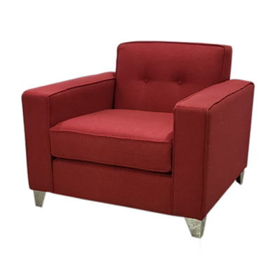 V2 Marsala Albert Chair