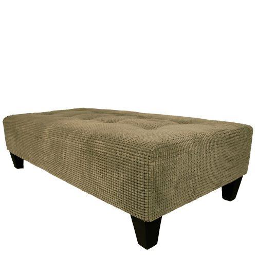 Ottoman Grey Chenille Fabric