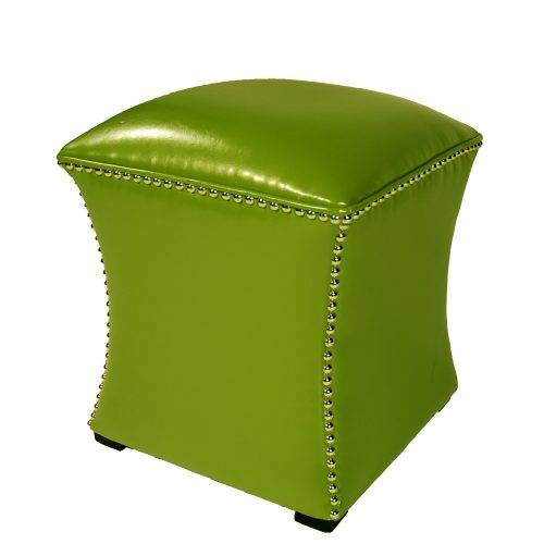 Tuft Belair Green Leather