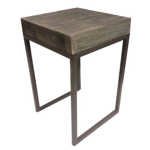 End Table Dabu Brown