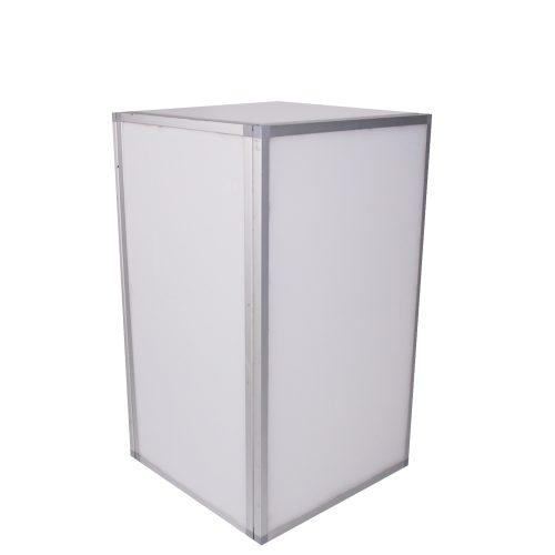 Porta Pedestal White