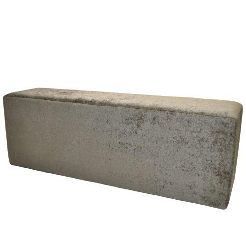 Modular Grey Bench