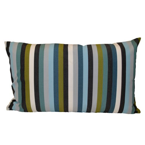 Blue Striped 25x15