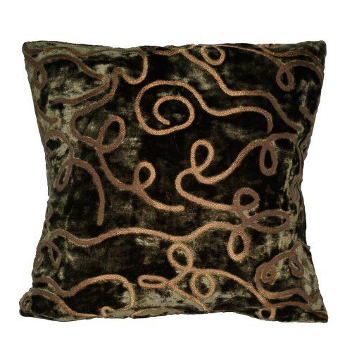 Green Moss Spiral