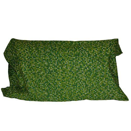 Green Polka Dot 30x20