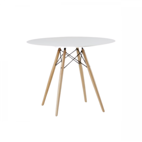 eiffle table - round dining height